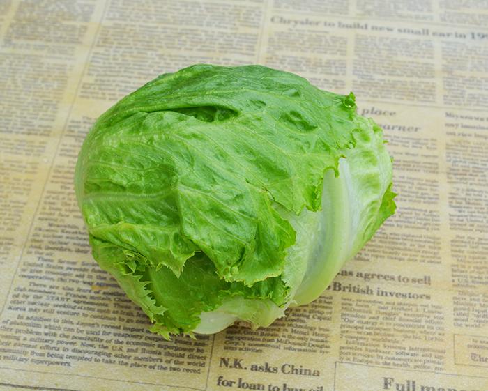 みんなの直売!野菜 『レタス』レシピ追加♪