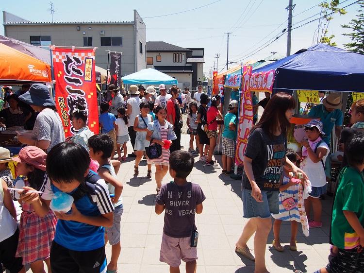 [レポート]みんなの夏祭り!2015