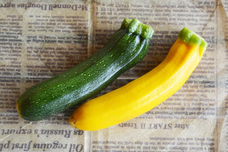 みんなの直売!野菜 『ズッキーニ』レシピ追加♪