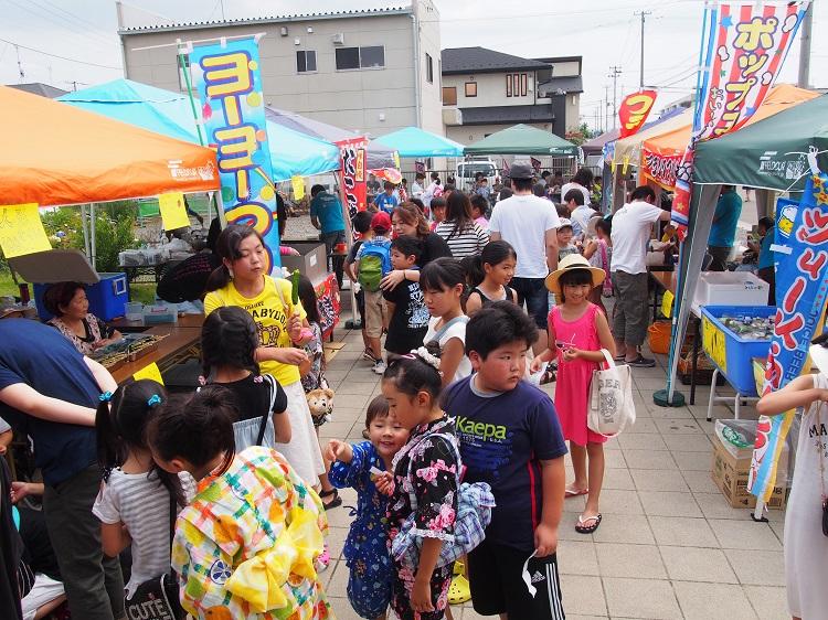 [レポート]みんなの夏祭り!2016