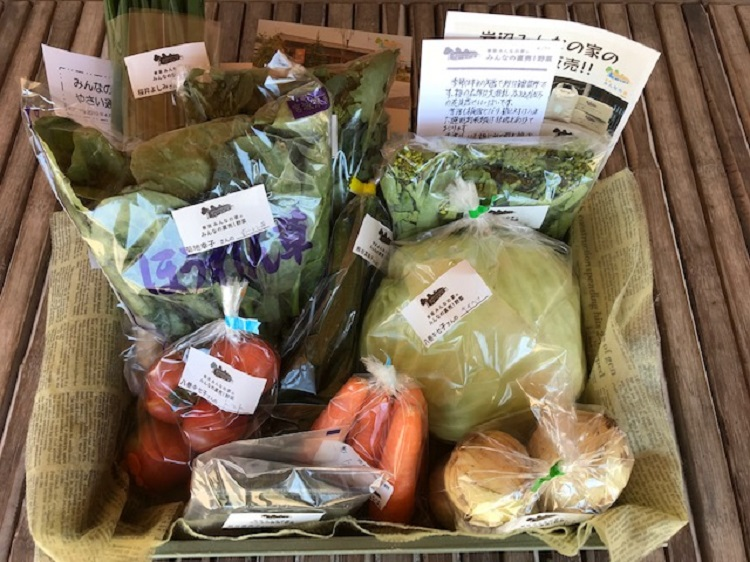 4月13日(土)に出荷した野菜はコチラです!
